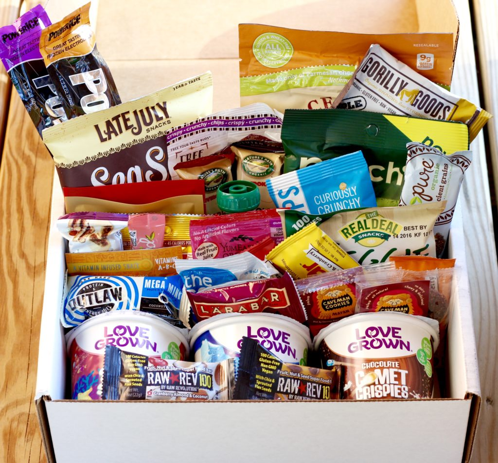 May 2016 Great Kids Snack Box Review Coupon The