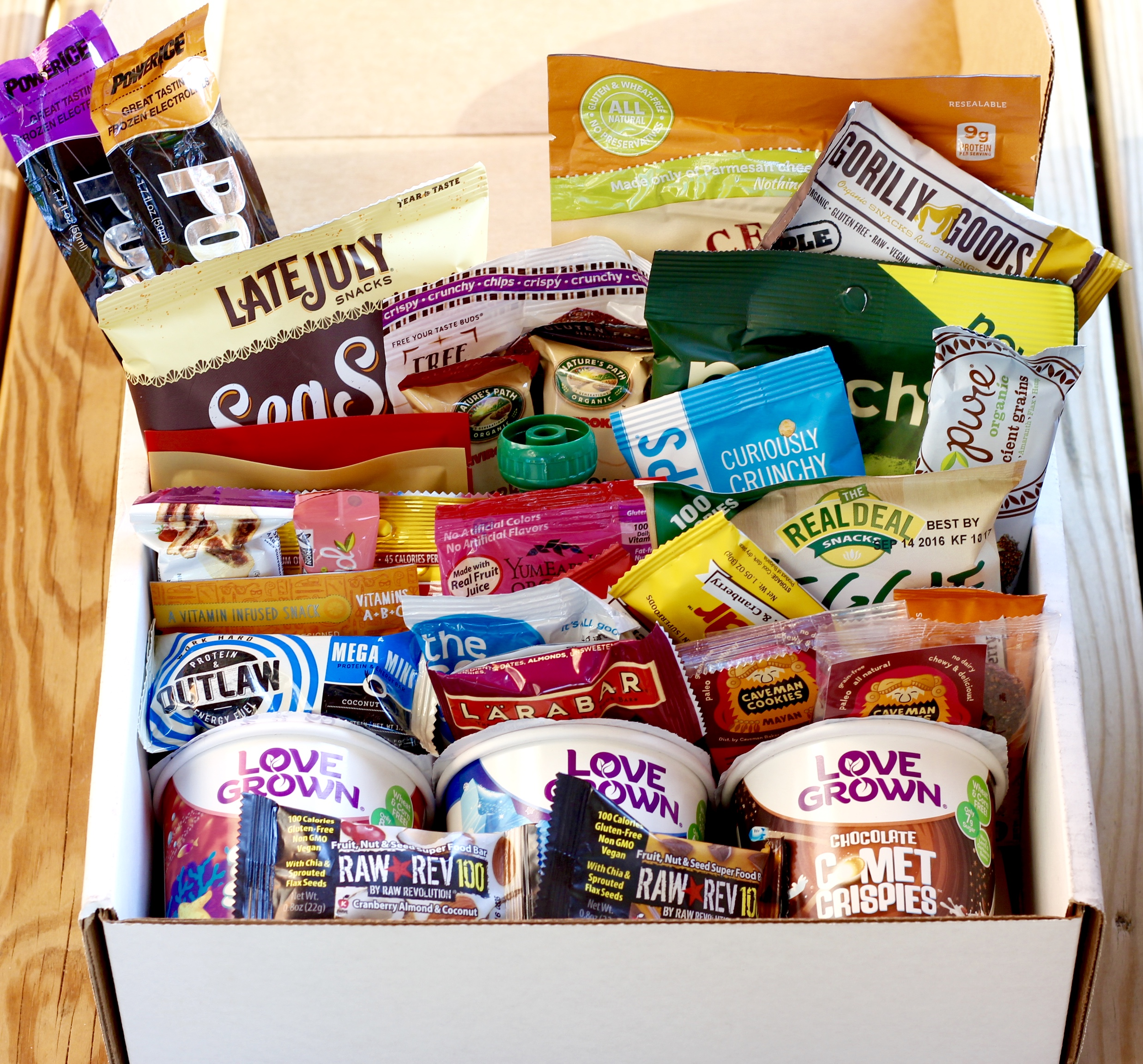 May 2016 great kids snack box review coupon the homespun chics 84 negle Choice Image