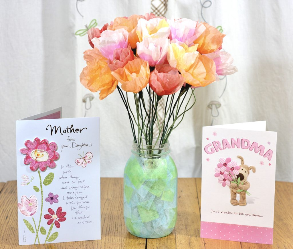 The Perfect Mothers Day Bouquet With American Greetings The