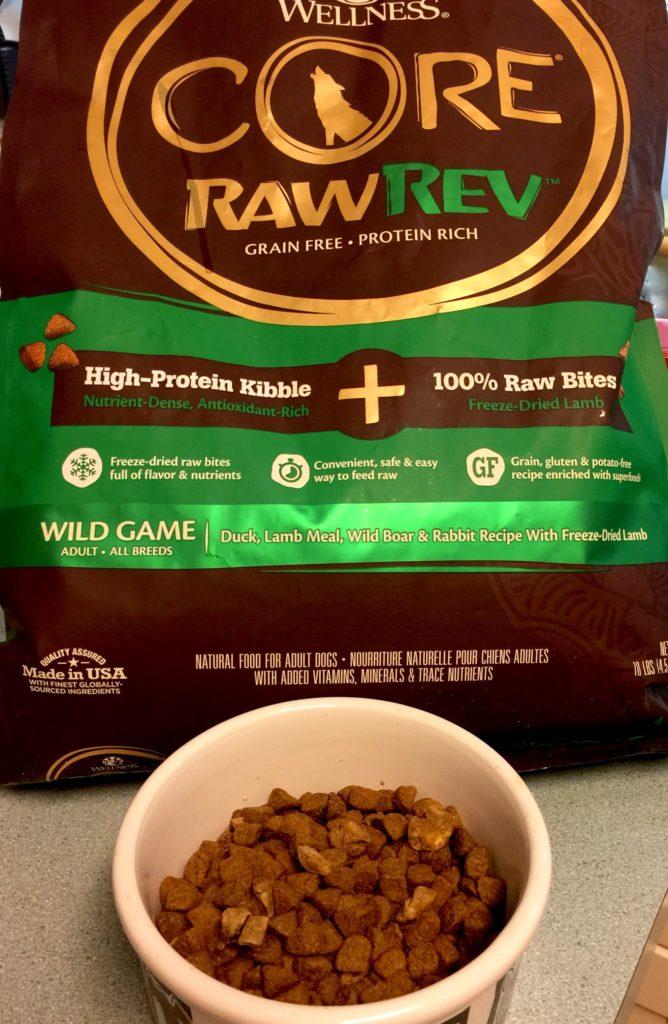 High Protein Raw Dog Food