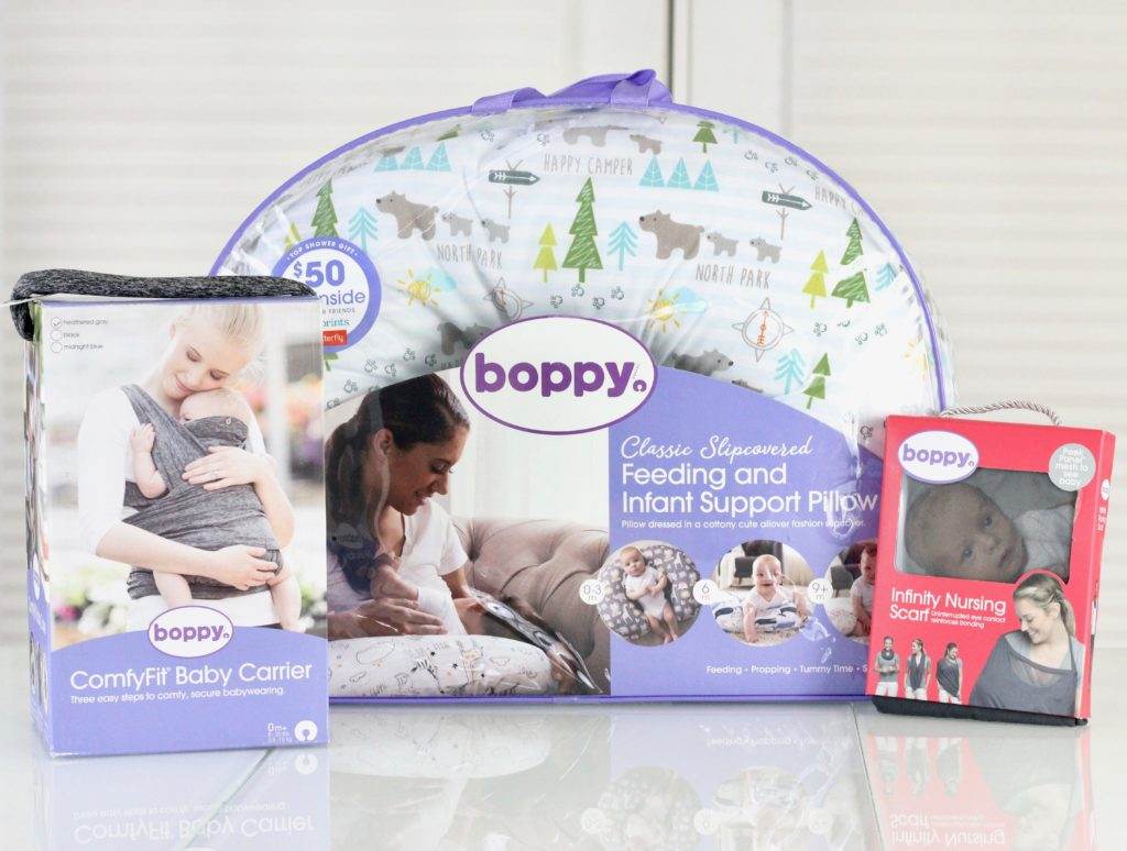 3 Must Have Boppy Products For New Moms Giveaway The Homespun Chics